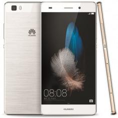 Smartphone Huawei P8 Lite 16GB Dual Sim 4G White - Telefon Huawei, Alb