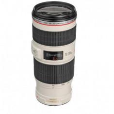 Obiectiv Canon 70-200/F4 IS USM EF-L - Obiectiv DSLR Canon, Canon - EF/EF-S