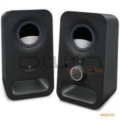 BOXE Logitech 2.0 'Z150' RMS power: 3 W, Black '980-000814', 0-40W