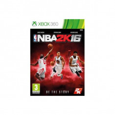 Joc software NBA 2K16 Xbox 360 Rockstar Games