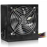 Sursa Floston FL500 Extra, Putere 500W, Ventilator 120mm, 1x PCI-E 6 pin, 3x SATA, 3x Molex