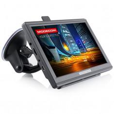 Dispozitiv personal de navigatie FreeWAY SX 7.0, 5'' +AutoMapa Europa Modecom, 5 inch, Toata Europa