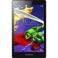 Lenovo Tableta Lenovo IdeaTab A8-50, 8 inch IPS MultiTouch, Cortex-A53 1.3GHz Quad Core, 1GB RAM, 16GB flash, Wi-Fi, Bluetooth, GPS, Blue, Android