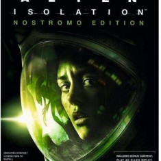 Sega Joc software Alien Isolation Nostromo Edition PC
