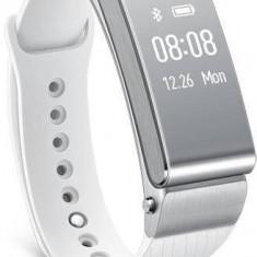 Huawei Brăţară Smart şi headset bluetooth Huawei Talkband B2, alb - Bratara fitness