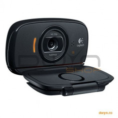 CAMERA WEB Logitech 'B525', HD, Video: 1280 x 7200 pixels, '960-000842' - Webcam