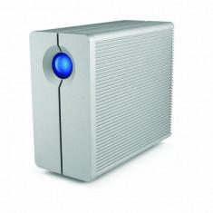 Hard disc extern LaCie 2big Quadra 6TB, RAID, FireWire 800, USB3.0, RAID 0, 1 - HDD extern