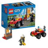 LEGO® City fire atv 60105