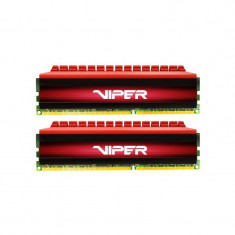 Memorie Patriot Viper 4 Series 16GB DDR4 3000MHz CL16 Dual Channel Kit - Memorie RAM