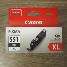 Cartus original Canon CLI-551XL BK - Cartus imprimanta