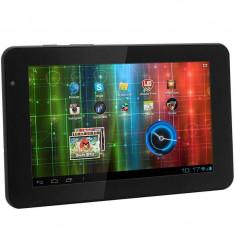 Prestigio MultiPad PMP5570C Dual Core Android 7.0inch 8GB Webcam Card slot micro SD USB 2.0 Mini HDMI WiFi + Husa piele
