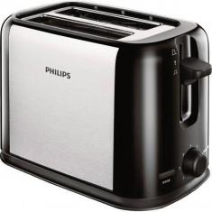 Philips Philips Prajitor de paine Philips HD2586/20 Daily Collection 950W negru / argintiu - Toaster