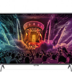 Televizor LED Philips 49PUS6401/12 UHD Ambilight Android SMART, 125 cm, Ultra HD, Smart TV