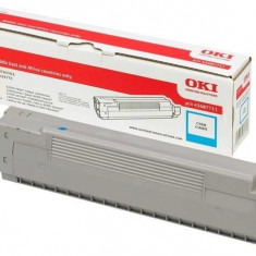 Toner OKI cyan | 6000pag | C8600/C8800