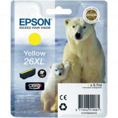 Epson INK YELLOW 26XL - Cartus imprimanta
