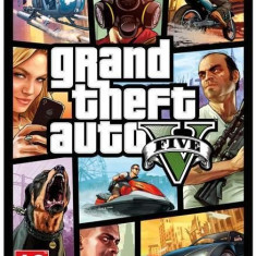 Joc software Grand Theft Auto V PC Rockstar Games