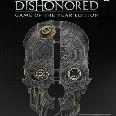 Software joc Dishonored Game Of The Year Xbox 360 Bethesda Softworks