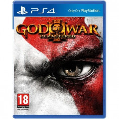 Sony Joc God Of War 3 Remastered PS4
