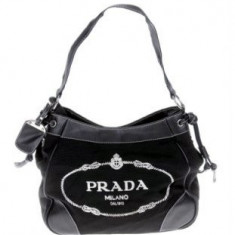 Geanta Prada - Geanta Dama Prada, Culoare: Negru, Marime: Medie