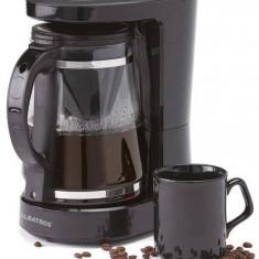 Filtru de cafea/ceai - negru - 680 W, 1, 2 l - Cafetiera Albatros
