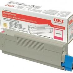 Toner OKI magenta | 5000pag | C58/59/5550MFP