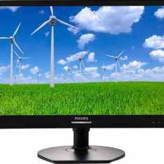 Philips Monitor LED 23.8 Philips 241S6QYMB Full HD 5ms GTG Negru
