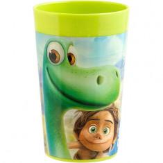 Pahar plastic 280ml Bunul Dinozaur Lulabi 8006128 Verde - Cana bebelusi