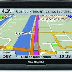 GPS camioane Garmin dezl 770 LMT (Lifetime Maps & Traffic) + Hartă full Europa, 7 inch, Toata Europa