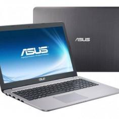 Notebook Asus K501UB-DM116D, gri metal - Laptop Asus, Intel Core i5, Diagonala ecran: 15, 4 GB, 1 TB, Fara sistem operare