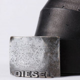 Curea originala DIESEL model B-MOLD, 115cm, curea si catarama
