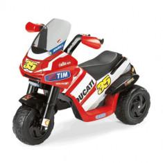 Tricicleta Ducati Desmosedici - Masinuta electrica copii Peg Perego