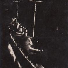 CONSTANTA VASUL MARASESTI VAZUT NOAPTEA - Carte Postala Dobrogea dupa 1918, Necirculata, Fotografie
