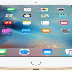 Apple iPad mini 4 Wi-Fi 128GB Gold, Auriu