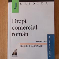DREPT COMERCIAL ROMAN- CARPENARU- editia a III-A