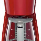 Cafetiera Bosch CompactClass Extra TKA3A034, 1100 W, 1.25 l. Rosu