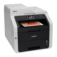 Multifunctional Brother MFC-9340CDW, laser, color, format A4, fax, retea, Wi-Fi - Multifunctionala