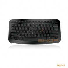 Input Devices - Keyboard MICROSOFT Arc, Multimedia Function, Black, Retail - Tastatura