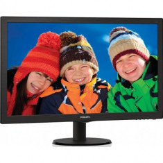 Monitor 27 PHILIPS LED 273V5LHSB/00, 1920x1080, 5 ms, 200 cd/mp, 1000:1 (SC 10.000.000:1), 170/160, - Monitor LED Philips