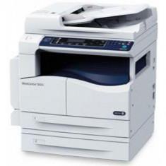WorkCentre 5022, A3, 22 ppm, copy/print/scan color, DADF 110 coli, 600x600dpi, HBPL, viteza printare - Multifunctionala Xerox