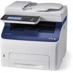 Multifunctional laser mono Xerox WorkCentre 6027NI, Dimensiune A4, Viteza max 18 ppm, Rezolutie max - Multifunctionala