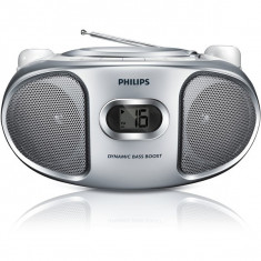 Philips AZ105S radio CD portabil - CD player