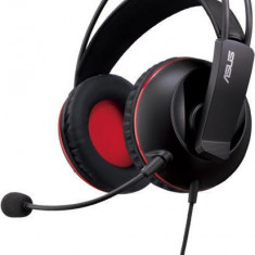 ASUS Gaming headset CERBERUS, 32 Ohm, Black - Casca PC