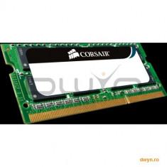 Corsair SODIMM DDR3 4GB 1066MHz, CL7, MAC Memory - Memorie RAM laptop