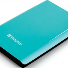 HDD Extern Verbatim Store and Go 1TB 2.5 inch USB 3.0 Verde Silvertree