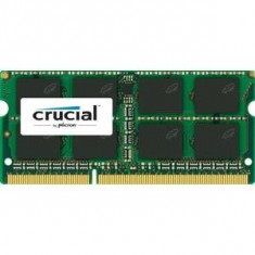 CRUCIAL Crucial 8GB 1866MHz DDR3L CL13 SODIMM 1.35V for MAC - Memorie RAM laptop