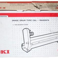 Tambur EP OKI magenta | 14000pag | C3100 - Cilindru imprimanta