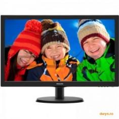 Monitor LCD PHILIPS 223V5LSB/00 (21.5'', 1920x1080, LED Backlight, 1000:1, 10000000:1(DCR), 170/160,