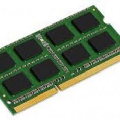 Memorie RAM notebook Kingston, SODIMM, DDR3, 8GB, 1600MHz, CL11, 1.35V - Memorie RAM laptop