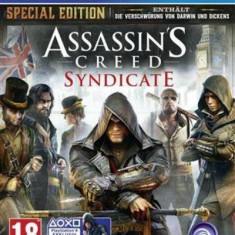 Joc software Assassins Creed Syndicate Special Edition PS4 - Jocuri PS4 Ubisoft, Actiune, 18+