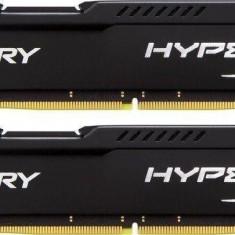 Kingston HyperX FURY Black Series 8GB(Kit of 2) 2666MHz DDR4 Non-ECC CL15 DIMM